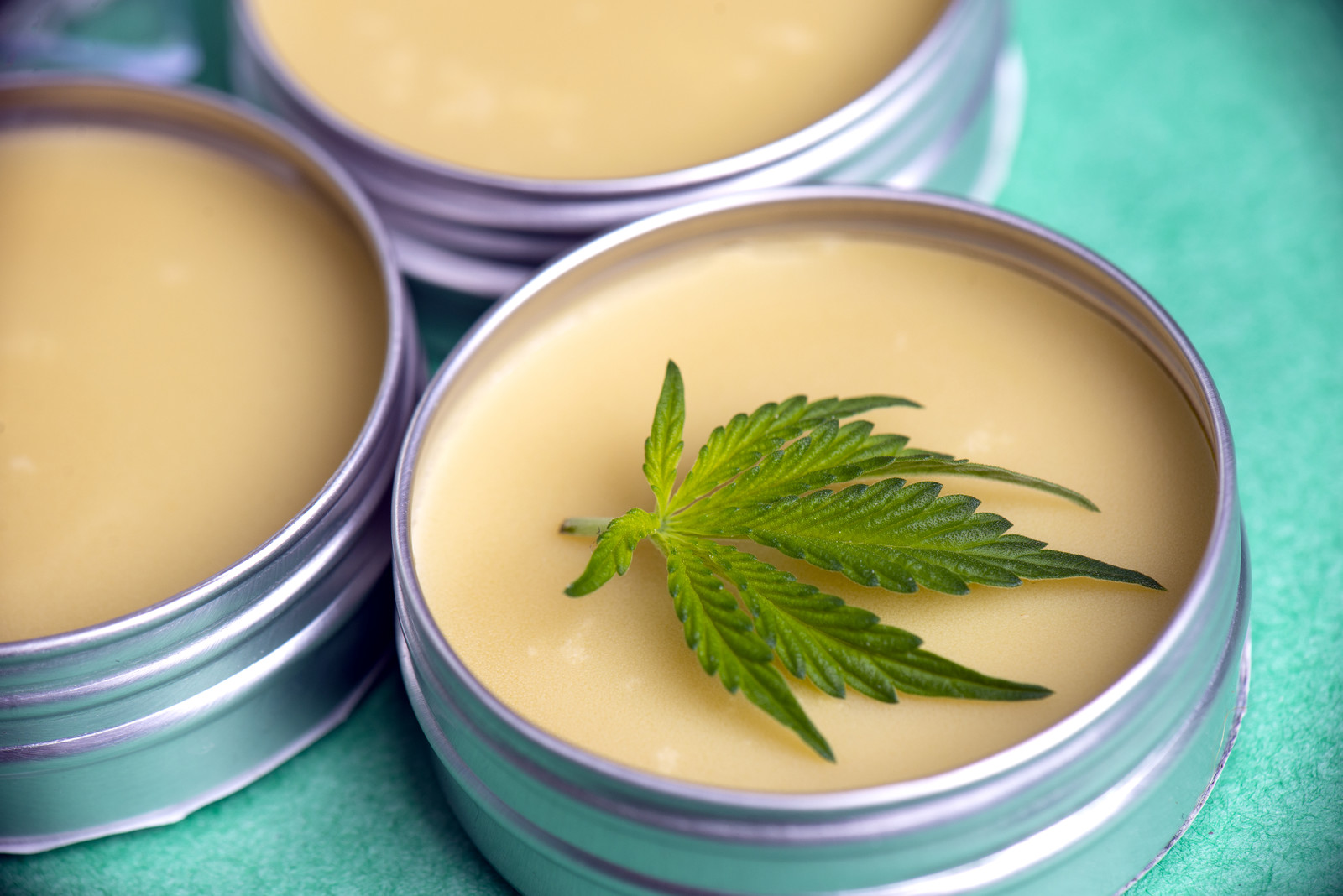 Cannabis topical lotions and oils