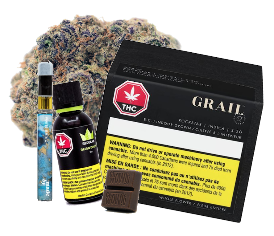 Cannabis Products in Parksville